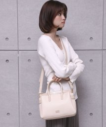RESEXXY bag/配色アオリハンドバッグ 小/502969837
