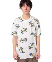 BENETTON (mens)/総柄プリントTシャツ・カットソー/502974114