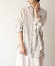 Plage/《予約》Linen Big シャツ◆/502983006