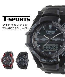 CREPHA PLUS/T-SPORTS ティースポーツ アナデジウオッチ 腕時計【TS-AD253】/502991286