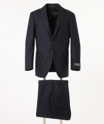 gotairiku/【DORMEUIL】EXEL BLUE ネイビー スーツ/ 無地/503000192