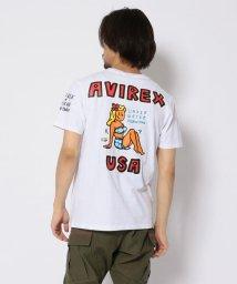 AVIREX/SH/ピンナップガールTシャツ/BOXER JUNTARO/ボクサージュンタロー/503000262