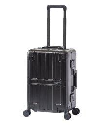 ASIA LUGGAGE/アジアラゲージ スーツケース 機内持ち込み 軽量 Sサイズ アルミニウム マックスボックス 35L alm-1500-18/503001091