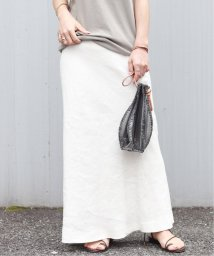 Plage/《予約》Linen Bias スカート◆/503002894