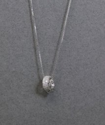 ninon/【5種展開】【silver925】ワンチャームベネチアンチェーンネックレス/503002933