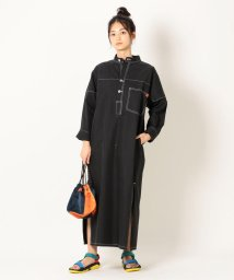 SHIPS any WOMENS/UNIVERSAL OVERALL:BUTCHERワンピース/503004801