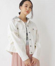 SHOO・LA・RUE Cutie Blonde/フード付きジャケット/503004819