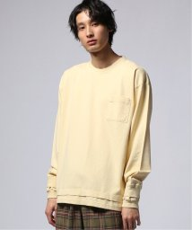 JOURNAL STANDARD/【FILL THE BILL / フィルザビル】 LAYERED LONG SLEEVE TEE/503004864