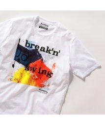 MEN'S BIGI TOKYO/【Rambling RECORDS×MEN'S BIGI】ロゴプリントTシャツ/502449523