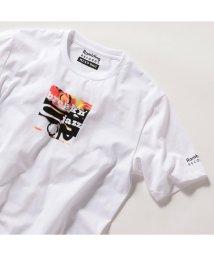 MEN'S BIGI TOKYO/【Rambling RECORDS×MEN'S BIGI】ロゴプリントTシャツ/502449524