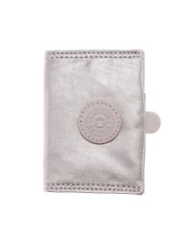 Kipling/キプリング Kipling CARD KEEPER (Metallic Rose)/502886034