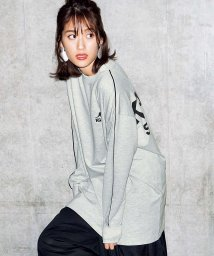 GeeRa/<KANGOL>裏毛チュニックワンピース/502901876
