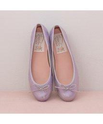 Launa lea ballet/【2020SS】ラウナレアバレエ Launa lea ballet ラウンドトゥバレエシューズ【B1103】 (パープルS)/502927804