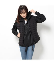 GUESS/ゲス GUESS AGAPE 2-IN-1 JACKET (JET BLACK)/502943965