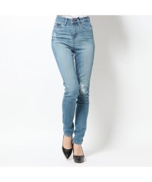 GUESS/ゲス GUESS 1981 HIGH-RISE ANKLE SKINNY DENIM PANT (SURFSIDE DESTROY)/502951865
