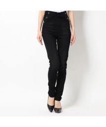 GUESS/ゲス GUESS ULTRA CURVE HIGH BUTTON SUPER SKINNY DENIM PANT (BE BRAVE)/502961392