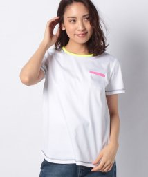 Leilian/ロックステッチTシャツ/502966527