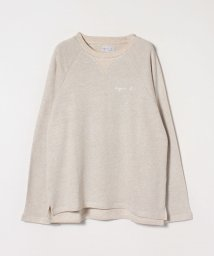 agnes b. FEMME/【Outlet】S179 SWEAT ロゴスウェット/502967859