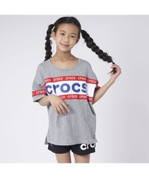crocs(KIDS WEAR)/CROCS 半袖Tシャツ/502979156