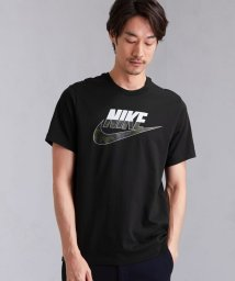 green label relaxing/[ ナイキ ] SC NIKE ロゴ カモ SS Tシャツ/502987673