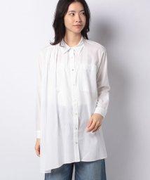 MARcourt/【MIDIUMISOLID】asymmetry shirt/502987933