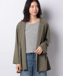 MARcourt/【mizuiro ind】tailored  wide flare ジャケット/502987935