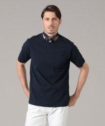 MACKINTOSH LONDON/【Healthknit】コラボポケットTシャツ/502988095