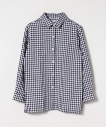 agnes b. FEMME/CZ55 CHEMISE ヴィシーチェックシャツ/502992346