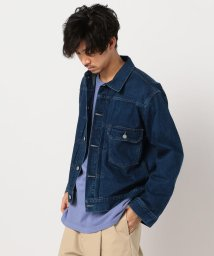 GLOSTER/【unfil / アンフィル】cotton-denim jacket #WZSP-UM204/502994639