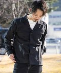 Nylaus/ビッグシルエット オープンカラーシャツ シャツジャケット/502994788