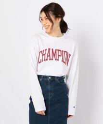 FREDY&GLOSTER/【Champion/チャンピオン】LONG SLEEVE ロゴTシャツ/503000278
