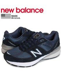 newbalance/ニューバランス new balance 990 スニーカー メンズ Dワイズ MADE IN USA ネイビー M990NV5 [予約 1/28 追加入荷予定]/503003475