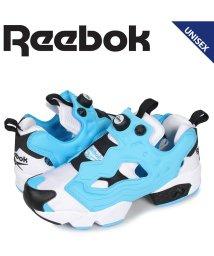 Reebok/リーボック Reebok インスタ ポンプフューリー スニーカー メンズ レディース INSTAPUMP FURY OG MU ブルー EH1786/503004096