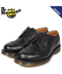 Dr.Martens/ドクターマーチン Dr.Martens ウイングチップ メンズ レディース 3989 SMOOTH ブラック R24340001 [12/6 追加入荷]/503004618