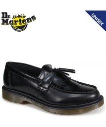 Dr.Martens/ドクターマーチン Dr.Martens ローファー タッセル メンズ レディース ADRIAN TASSEL LOAFER ブラック R24369001 [1//503004620