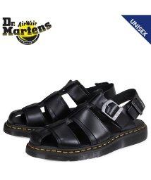 Dr.Martens/ドクターマーチン Dr.Martens サンダル カシオン フィッシャーマン メンズ レディース SHORE KASSION SANDAL ブラック 黒 R24/503004631