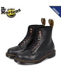 Dr.Martens/ドクターマーチン Dr.Martens 8ホール 1460 ブーツ メンズ レディース PASCAL 8EYE BOOT ブラック 黒 R25359001/503004641