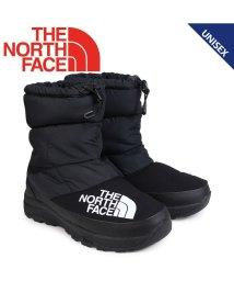 THENORTHFACE/ノースフェイス THE NORTH FACE ヌプシブーティ ブーツ メンズ レディース NUPTSE DOWN BOOTIE ブラック NF51877/503004697