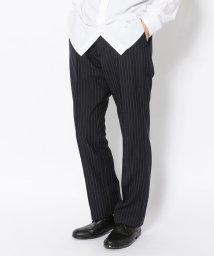 UNCUT BOUND/the conspires(コンスパイアーズ)  striped ut pant/503004971