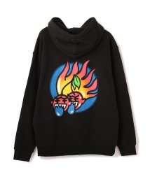 LHP/PINK DOLPHIN/ピンクドルフィン/CHRRY FLAME HOODIE/503004984