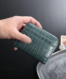 sankyoshokai/クロコダイルレザーミニ財布/503006872