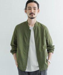 URBAN RESEARCH/【予約】高機能リネンスタンドブルゾン/503008104