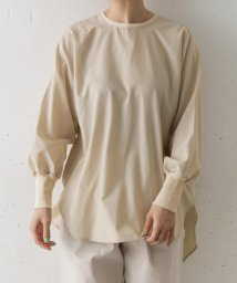 URBAN RESEARCH DOORS/Audrey and John Wad VOLUME/S C/N Long Pullover/503008501