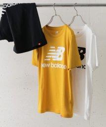 URBAN RESEARCH DOORS/NEW BALANCE ロゴショートスリーブTシャツ/503008513