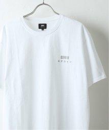 JOURNAL STANDARD relume Men's/《予約》【EDWIN EUROPE / エドウィン】Edwin Logo Chest Tシャツ/503008592