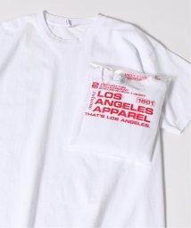 JOURNAL STANDARD relume Men's/LA APPAREL×relume / 別注ロサンゼルスアパレル 6.5oz Crew Neck 2パックTシャツ/503008597