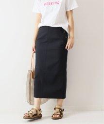 Spick & Span/≪予約≫オックスボタンタイトスカート◆/503008666