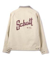 Schott/DRIZZLER JACKET HERRINBONE/ドリズラージャケット ヘリンボーン/502538219