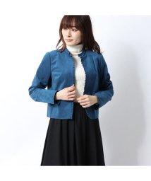 Rename/リネーム Rename ウルトラスエードジャケット (ブルー)/502900460