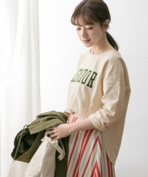 URBAN RESEARCH OUTLET/【UR】ロゴスウェットTee/502958862